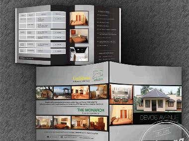 Brochure Design for Apartment