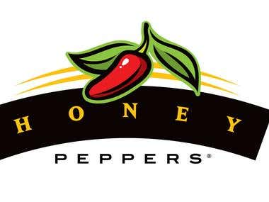 Honey Peppers
