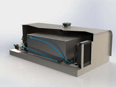 TIG Welding Machine Cooler