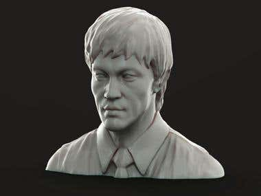 Character Modeling for 3d printing