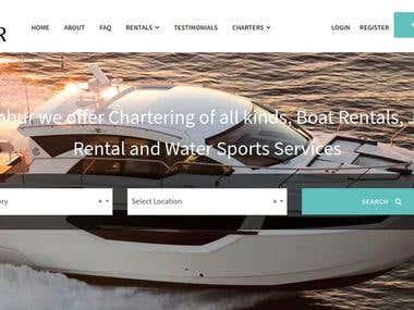 Boobur-Wordpress-woocommerce- advertisement website