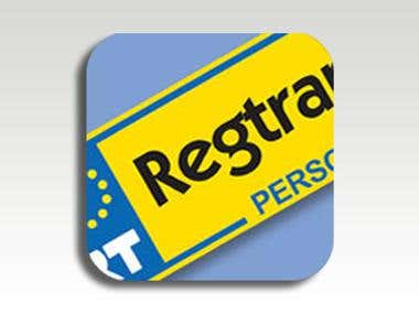Regtransfers - Number plate customisation app