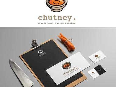 Indian Restaurant Logo