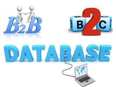I Have B2b And B2c Contact Databases In Different Countries