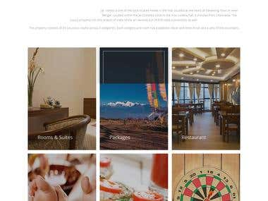 Hotel Web Design & Development