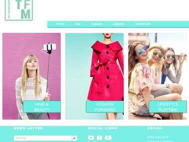 shopify site enhancement
