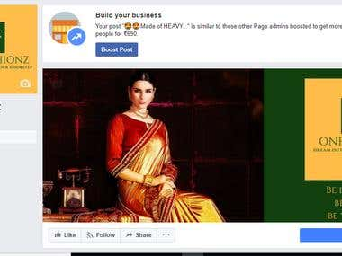 Facebook Business Page Management and Marketing