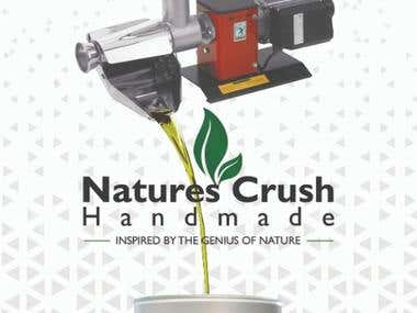 Banner for Natures Crush