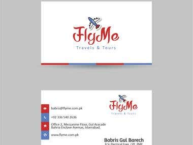 Office Branding / Stationery Design