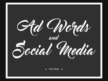 AdWords and Social Media