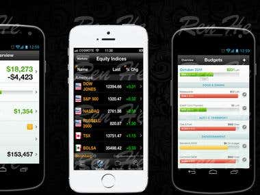 Finace App