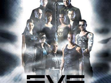 Eve Online Fictional Mupi AD