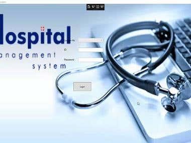 Hospital manage System