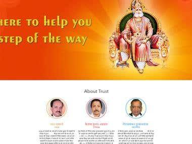 Agarwal Mahasabha Trust Jaipur - Codeigniter
