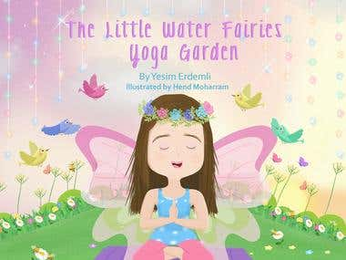 The Little Water Fairies Yoga Garden