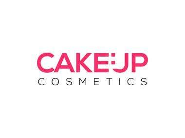 Cake up cosmetics