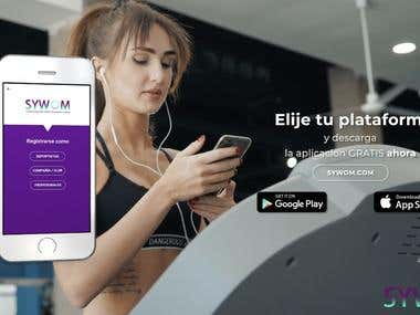 Sywom App_Video_Presentation