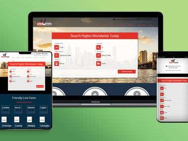 Air Travel Online Booking System