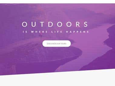 natours - Travel Booking Website