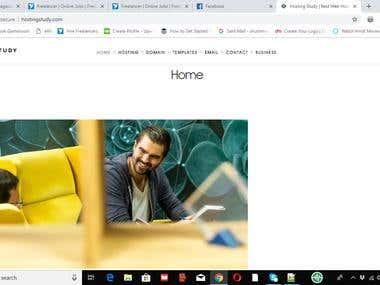 Blog Posting, WordPress Blog Managing, Social Media, SEO