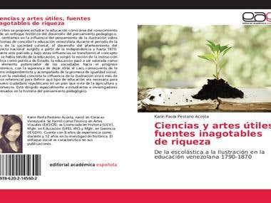 Ciencias y Artes útiles (Libro)