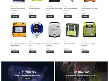 AED Web Portal