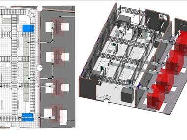 Substation 3D modeling