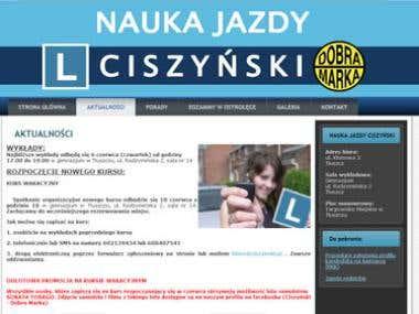 www.ciszynski.pl