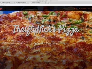 Pizza Delivery Restaurant in Laravel (Demo)