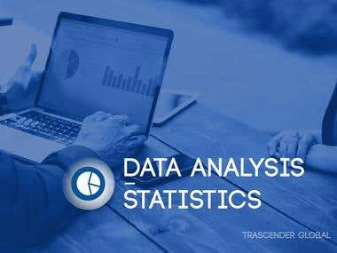 Data Analysis - Statistics