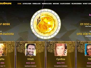 Astrology Golden