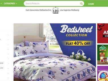E-commerce Websites Work