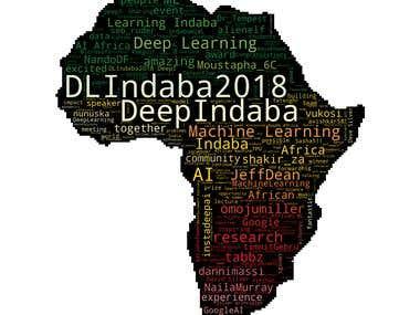 #DLIndaba twitter analysis