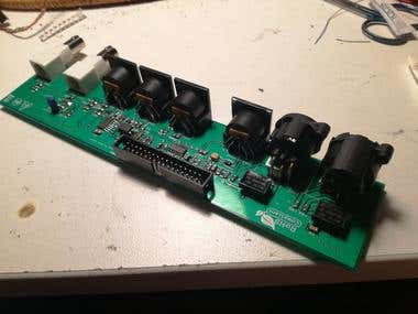 Audio/Midi Expansion board