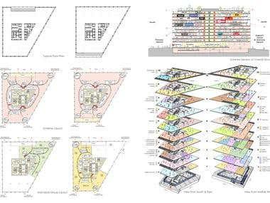 2D Plans & CAD Layouts