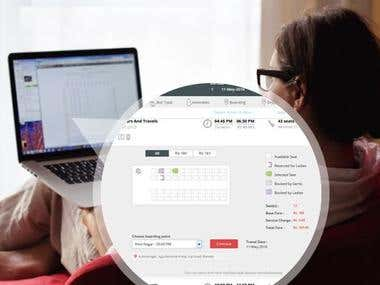 Online Travel Booking App