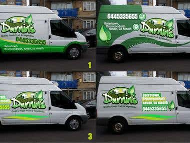 Van Side Design