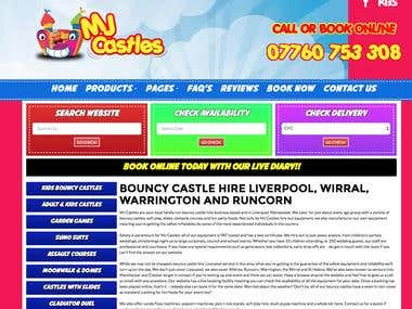 Designed 50+ Entertainment Websites