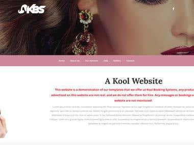 Designed Over 30 Wordpress/Woocommerce Websites