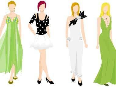 Fashion Designs sample