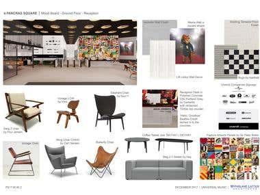 3D Visuals and Interior Design