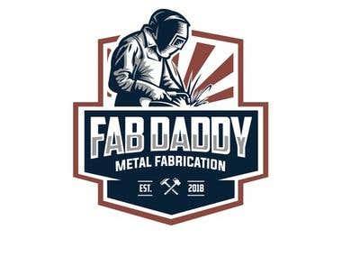 Fab Daddy logo