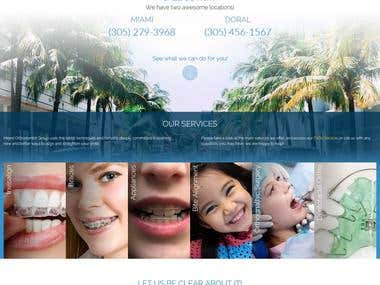 https://www.miamiorthodontistgroup.com/ - Static