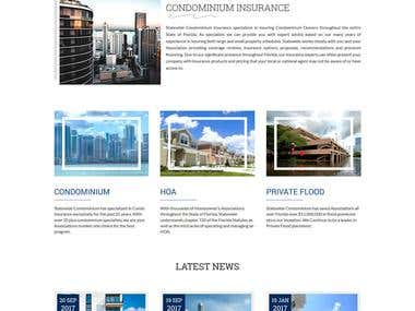 http://www.statewidecondo.com/ - Wordpress