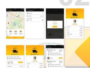 Uber Type Truck App