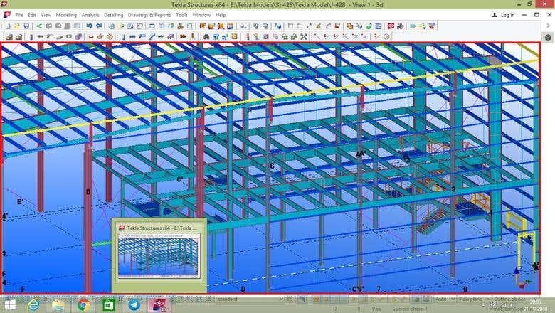 Structural Draughtsman, Tekla Steel Detailer, PEB Detailer