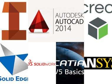 CAD/ CAE software tools