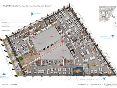 3D Floor Plans & Models