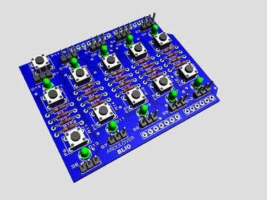 Shield Arduino - Blio