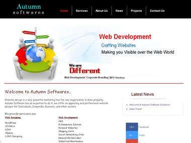 Autumn Softwares and solution